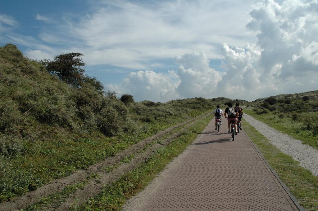 Rottweil, L'Aquila- 1200 chilometri in bici per promuovere il cicloturismo
