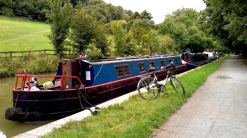 Inghilterra Kennet-Avon Canal