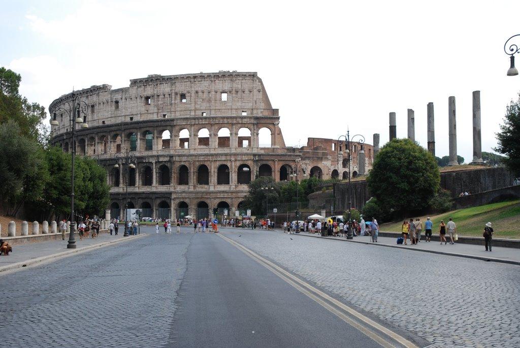 Via dei Fori Imperiali: il progetto di smantellamento del sindaco Ignazio Marino