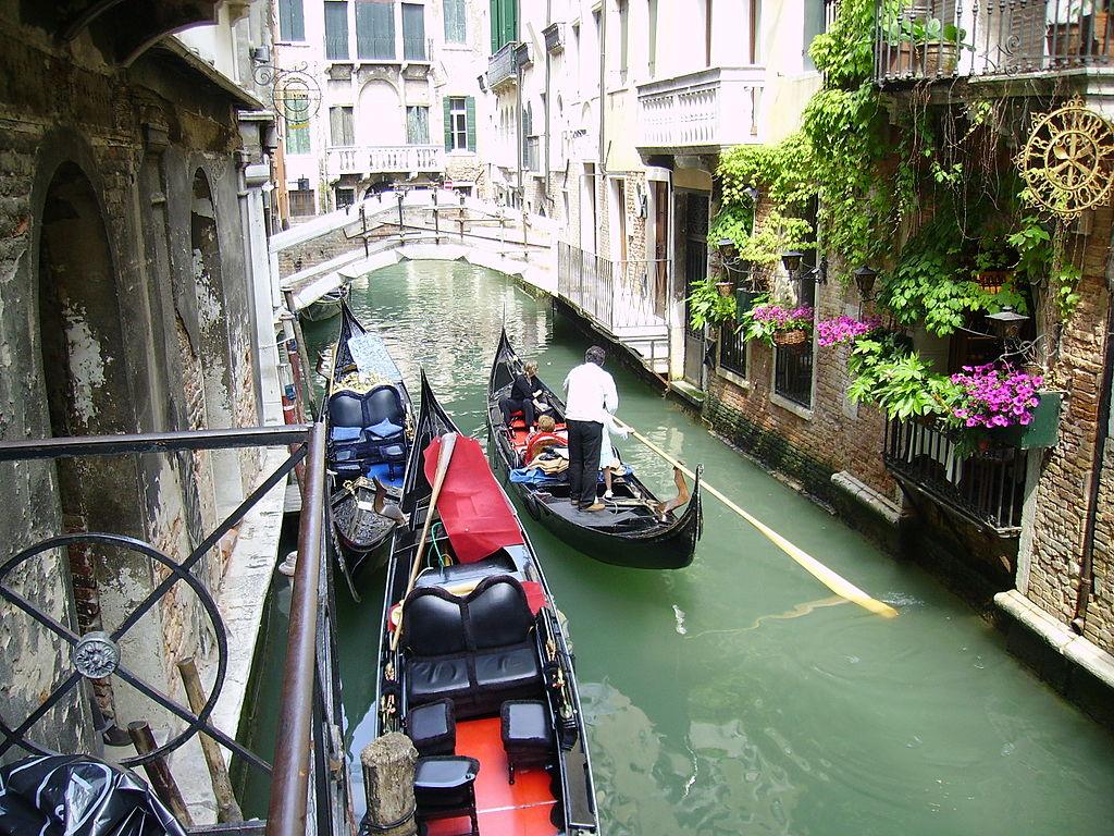venezia: un servizio di boat sharing in laguna