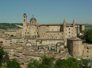 Urbino. Immagine tratta dal web