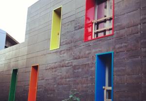L'edificio a risparmio energetico di Siena