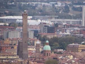 Veduta di Bologna