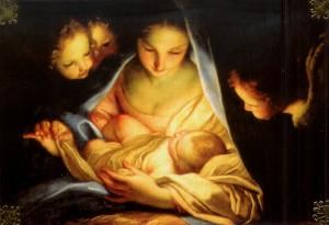La Madonna col Bambino (letturegiovani.it)