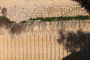 Lentini - cava pietra tufacea