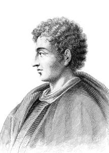 Un'immagine di Leon Battista Alberti (fineartamerica.com)