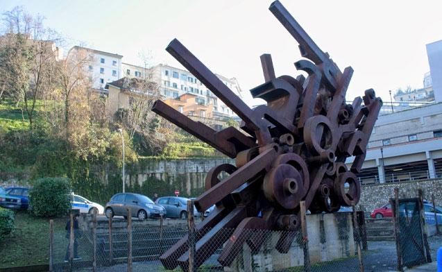 Monumento ai Caduti di tutte le guerre, Frosinone