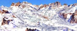 Cortina: piste (www.settimanabiancadolomiti.com)