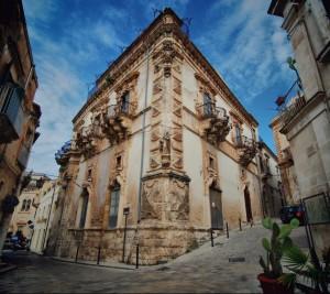 Palazzo Beneventano, Sciclia (RG). Fonte: www.ragusanews.com