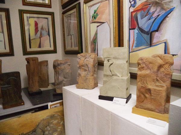 Le figure totem di Ugo Guidi