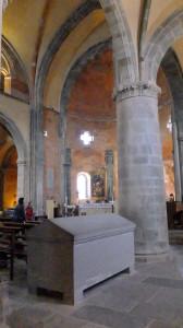 Interno della chiesa di San Michele