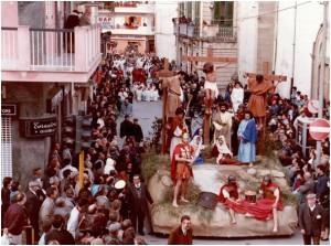 La sacra rappresentazione nel 1990