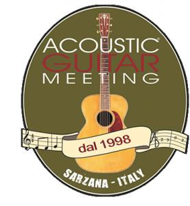 Acoustic Guitar Meeting – logo
