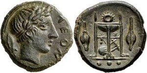 Numismatica Leontinoi