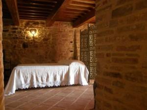 Una delle camere da letto booking.com dd