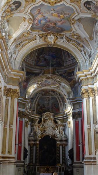 Interni Basilica S. Maria Maggiore