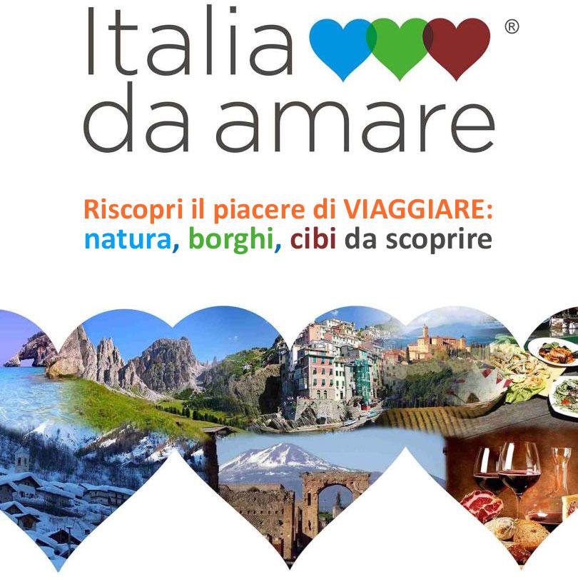 Italia da amare - locandina