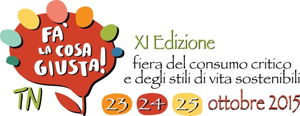 """logo """"Fa' la cosa giusta Trento"""""""