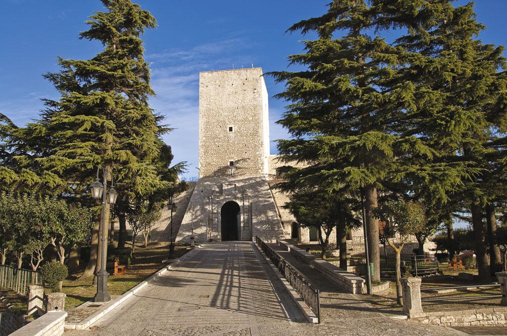 Risultati immagini per Torre Normanna di Casalbore