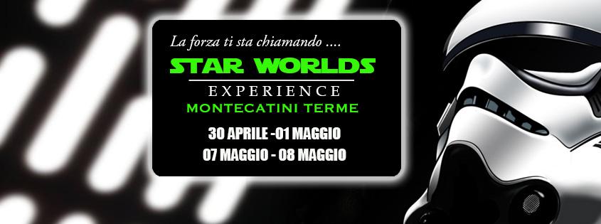 Star Wars Experience Montecatini Terme