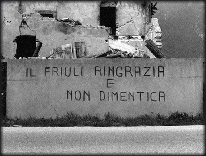 Friuli Terremoto