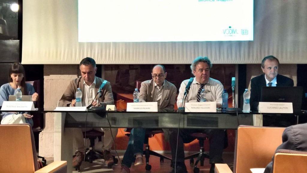 conferenza Vodivì