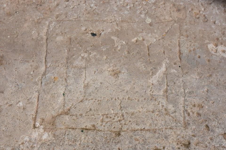 triplice cinta nel centro storico di Sonnino