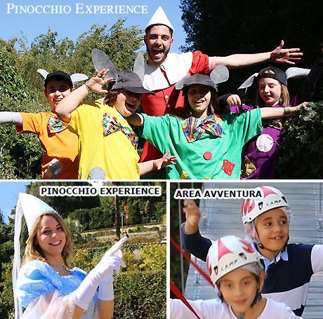 Pinocchio Experience Collodi