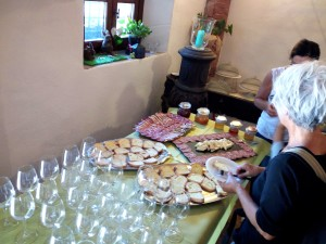 degustazione taste in tuscany