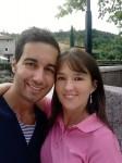 Federico Giannini e Ilaria Baratta